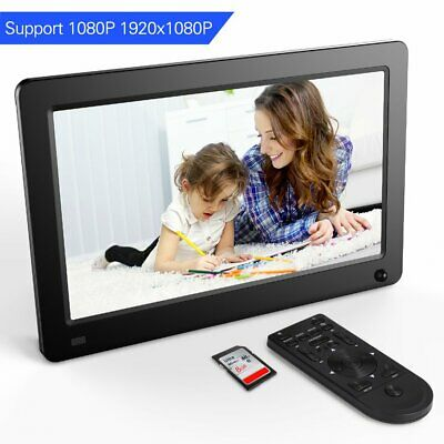 Electronic Album, 12 Inch Digital Picture Frame IPS HD 1920x1080 CA