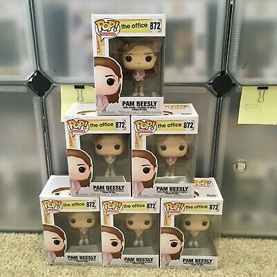 Funko Pop! The Office Pam Beesly Vinyl Figure #872 - IN STOCK