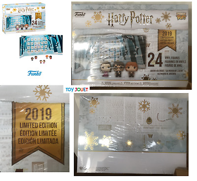 Calendrier De Lavent Harry Potter Funko Pop.Exclusivite Funko En Stock Calendrier De L Avent 2019 Harry