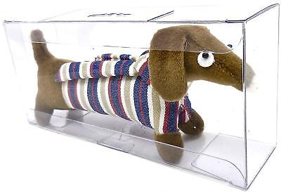 Dachshund Sausage Dog Sewing Pincushion in Striped Sweater NEW Pin Cushion