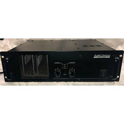 Audio Centron amplifier RMA-1600 USED SELLER REFURBISHED