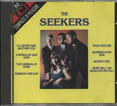 The Seekers - EMI 'Compacts For Pleasure' (CD Album)
