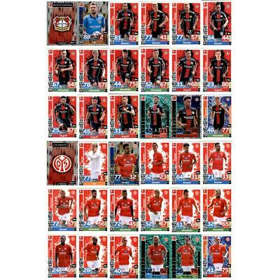 Topps Match Attax 18/19 2019, Singles-Pick 190 - 225 to the Search