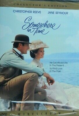 Richard Matheson's SOMEWHERE in TIME(1980) Collector's Edition Christopher Reeve