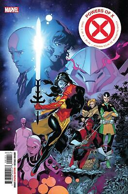 Powers Of X #1 Silva Cover A! Marvel 2019 Stock Image