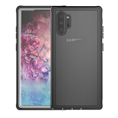 Waterproof Phone Case For Samsung Galaxy Note 10/10Plus 5G with Screen Protector