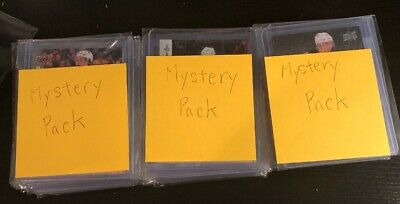 Hockey Card Mystery Pack (Young Guns! Autos! Rookies! Jersey Cards!) MULTI HITS!