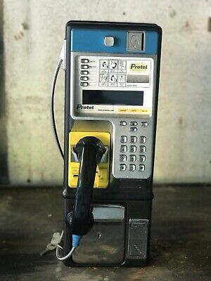 Protel Payphone wall mounted with keys