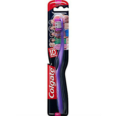 (Pack of 24) NEW Colgate One Direction Maxfresh Soft Toothbrush Age 8+