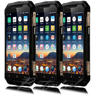 8GB 5 Inch Android Dual SIM Shockproof Smart Mobile Phones Unlocked Quad Core