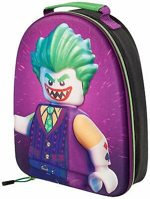Lego Batman Joker 3D Lunch Bag Children School Trips Kids Boys Backpack 30x24cm