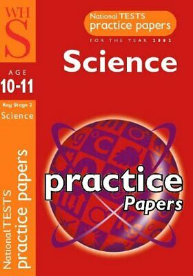 Science Practice Papers 10-11 By Wh Smith