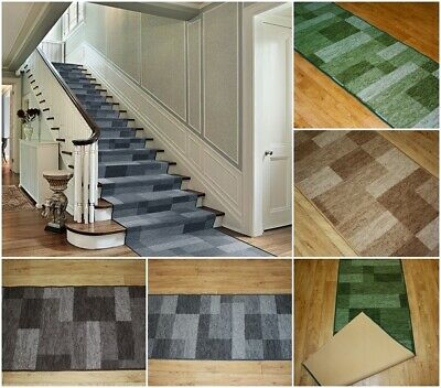Runner ICONA new rugs small large carpet high cheap long hall hallway 4 colours