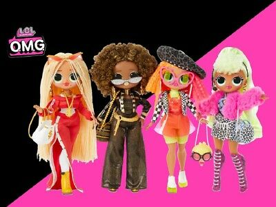 LOL Surprise Doll OMG 20 SURPRISES *NEW FOR SEPTEMBER 2019* PERFECT FOR XMAS