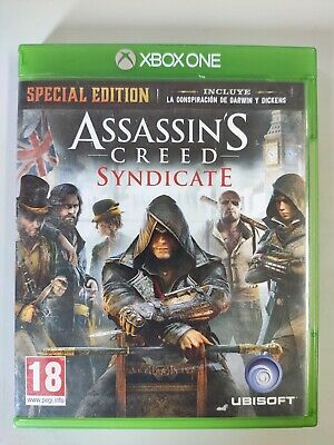 Assassins Creed Syndicate - Xbox One - Segunda mano