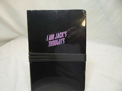 I am Jack's Thoughts Fight Club Journal Loot Crate DX exclusive