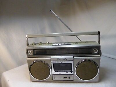 Panasonic RX-5010 Vintage boombox Tested working Replaced belts
