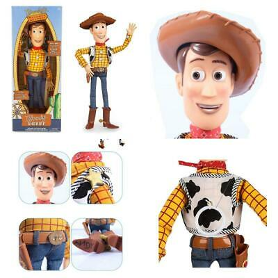 43cm Toy Story 3 Talking Woody Jessie Buzz Lightyear Action Figures Toy