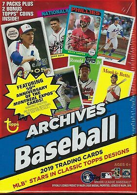 2019 Topps Archives Rookie Cards Pick Your Player Complete Your Set