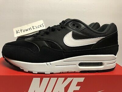 Nike Air Max 1 Black White AH8145 014 Men's Size 9
