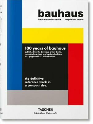 Bauhaus by Magdalena Droste 9783836565547 | Brand New | Free UK Shipping