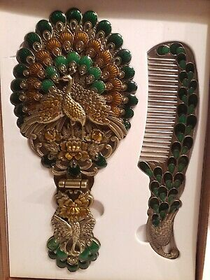 Mirror And Comb Vintage