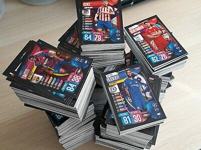 Match Attax 19/20 2019/20 bundle of 10 cards 1-252 - You choose ALL AVAILABLE