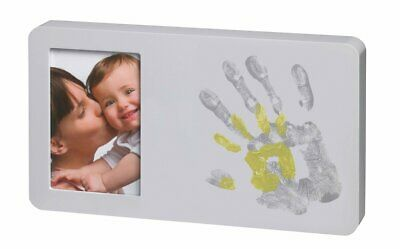 Baby Art You And Me Paint Print Frame - Pastel