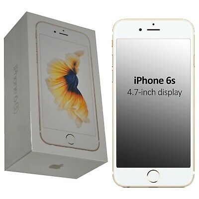 New Apple iPhone 6s 32GB A1688 MN112B/A Gold Factory Unlocked 4G/LTE GSM