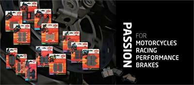 SBS Road Dual Sintered Front Brake Pads 900DS Dual Sintered