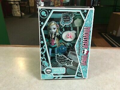 2009 Mattel Monster High LAGOONA BLUE & NEPTUNA Doll Sealed NEW NIB