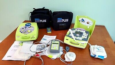 ZOLL AED PLUS Trainer 2 Remote Control CPR Emergency