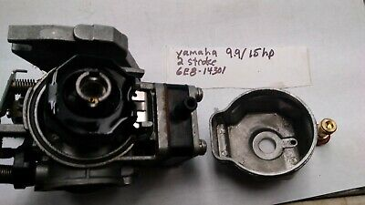 OUTBOARD CARBURETOR 6E8-14301-00 for 2 Stroke 9 9HP 15HP