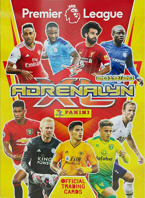 Panini Premier League Adrenalyn XL 19/20 Trading Cards Choose Cards NEW
