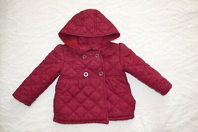 Girls Warm Jacket Size 2-3 years