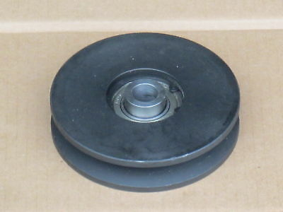 Woods Mower Rear Adjust Pulley For Part 4336