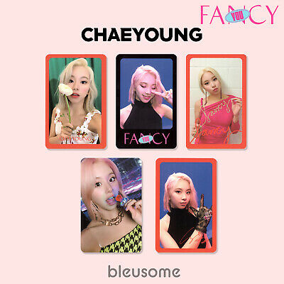 TWICE - CHAEYOUNG Photocard Fancy You Official / Free Shipping Worldwide