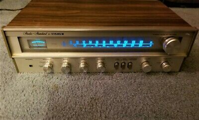 FISHER STEREO SYSTEM 1022-RS Receiver (Very Nice/Tested/Perfect Working  Order)