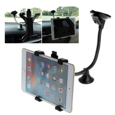 Car Stand Mount Holder windshield For 7-11 inch ipad Mini Air Galaxy Tab Tablet