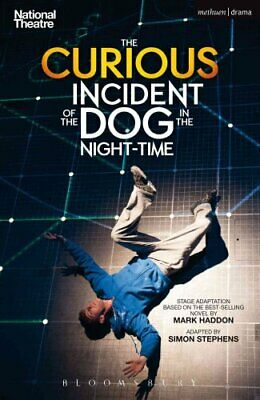 The Curious Incident of the Dog in the Night-Time 9781408173350 | Brand New