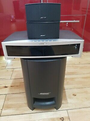 Bose 321 Series Ii Gsx Home Theatre  System With Hard Drive.