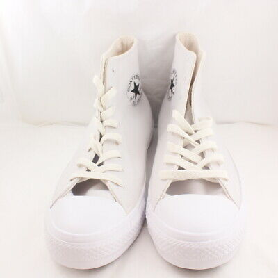 MENS CONVERSE GREY Textile Lace Up Trainers Size UK 8 *Ex Display