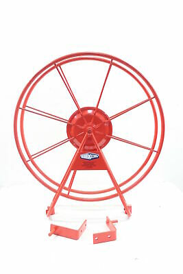 Dixon FHR-V2 Swing Type Fire Hose Storage Reel