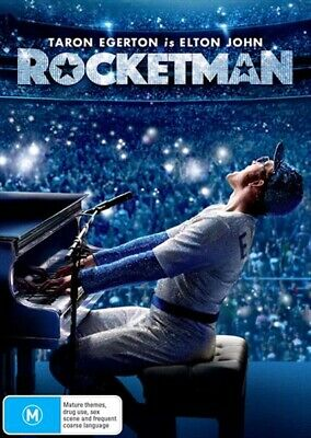 Rocketman (2019, DVD) Region 4