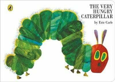 The Very Hungry Caterpillar by Eric Carle 9780241003008 | Brand New