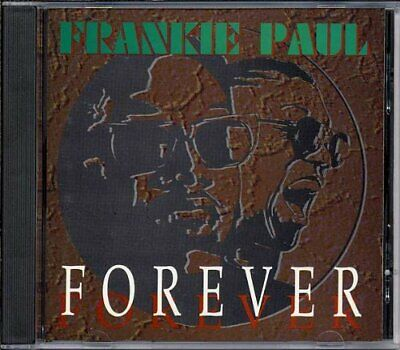 Frankie Paul - Forever - Frankie Paul CD YFVG The Cheap Fast Free Post The Cheap