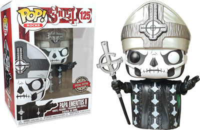 Funko Pop! Ghost - Papa Emeritus II #125 Exclusive
