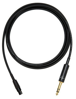 "Corpse Cable for AKG K702, K7XX, K712, Q701 Headphones - 1/4"" Stereo Plug - 6ft"