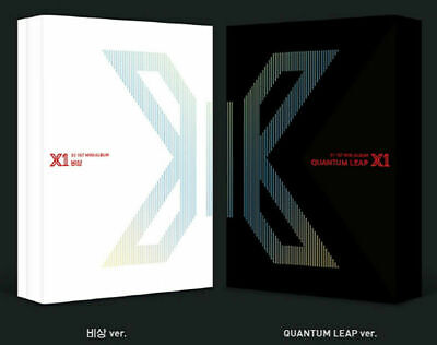 X1 Soaring Quantum Leap CD+Photobook+MiniPhotoStand+Postcard+BM+Tracking+Gifts
