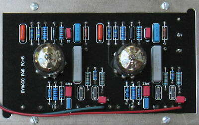 Dynaco PAS Line Amp Board With Tone Controls Included! (c)